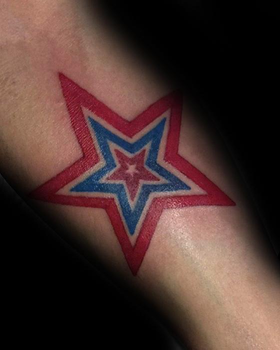 Red Star Tattoo Meaning : tattoo, meaning, Tattoo, Meaning