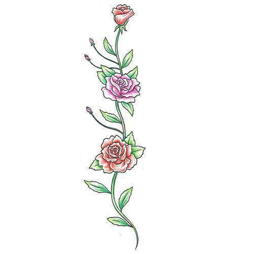 20 Animated Vine Tattoos Ideas And Designs