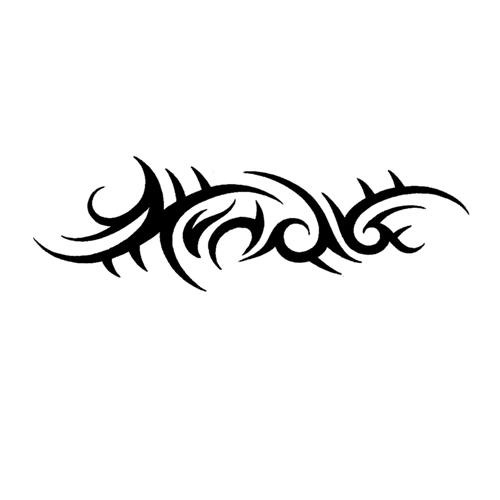Tribal Name Tattoos Pictures To Pin On Pinterest Tattooskid