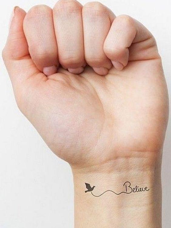 Ideas Para Tatuajes En La Muñeca Tattop