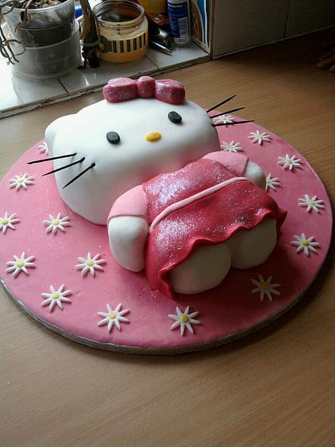 hello kitty birthday cakes for girls  Recent Photos The