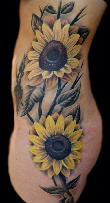 Tatuaggi Fiori Esempi Foto E Galleria Fotografica Di