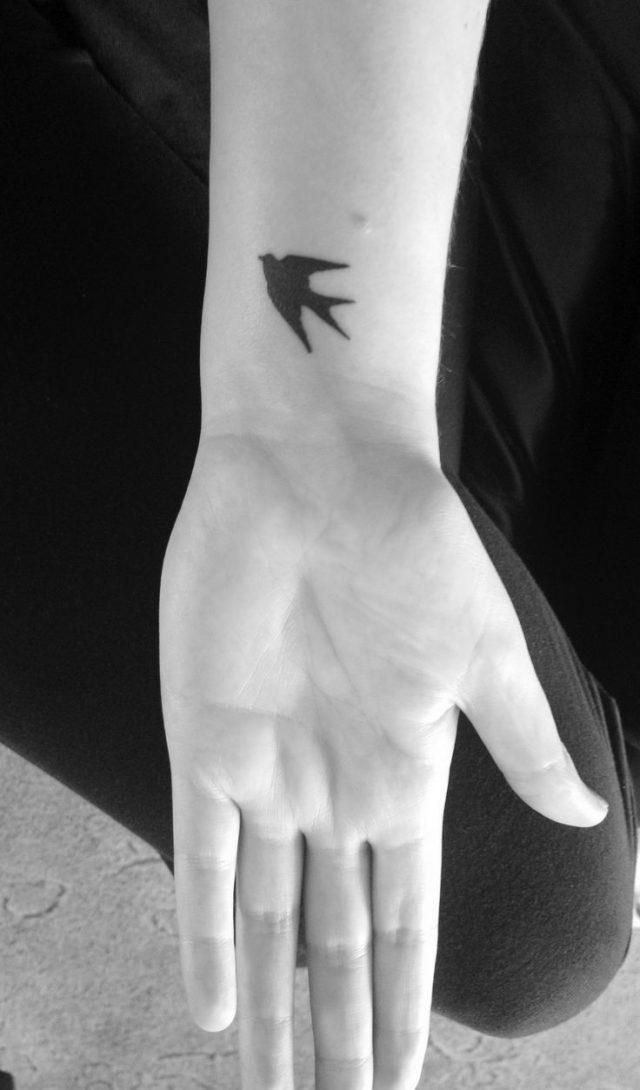 Tatuaggi Rondini significato e immagini