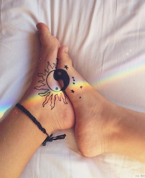 Diseños De Tatuajes Para Parejas Tatuajeclubcom