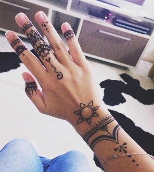 20 Pulseras De Las Mujeres Tatuajes Hermoso Y Delicado