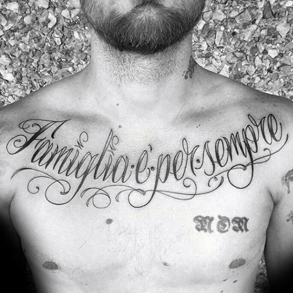 90 Guión Tatuajes Para Los Hombres Cursive De Tinta Ideas De