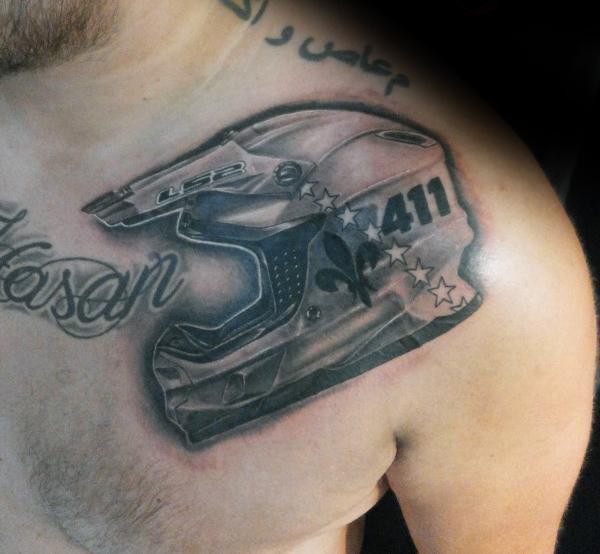 70 Motocross Tatuajes Para Los Hombres La Suciedad Ideas De Diseño