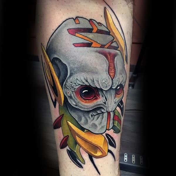 100 Nueva Escuela De Tatuajes Para Los Hombres Ideas De Diseño De