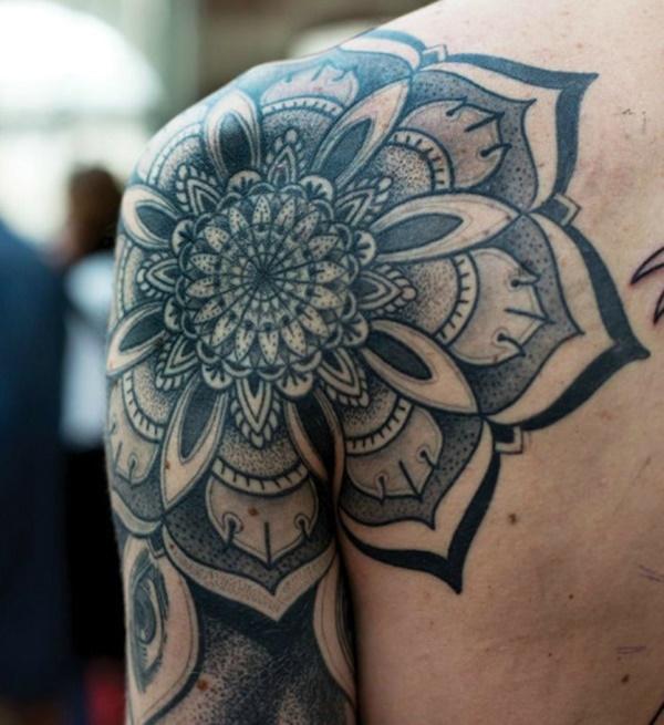 Tatuaje De Hombro De Ideas Para Hombres Y Mujeres Tatuajeclubcom
