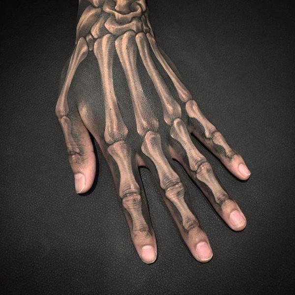 Los Fabulosos Tatuajes De Dedos Que Son Increíblemente Populares