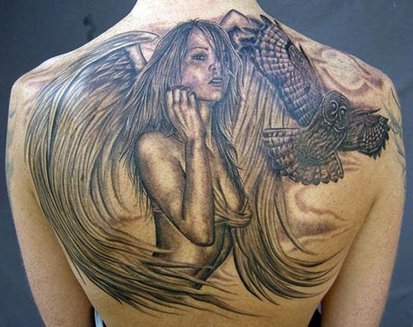 Mejores 35 Atrevidos Tatuajes Góticos Y Significados Tatuajeclubcom