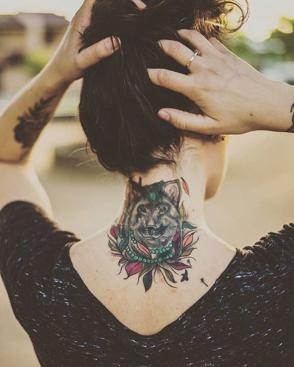 Diseños De Tatuaje De Lobo Para Hombres Y Mujeres Tatuajeclubcom