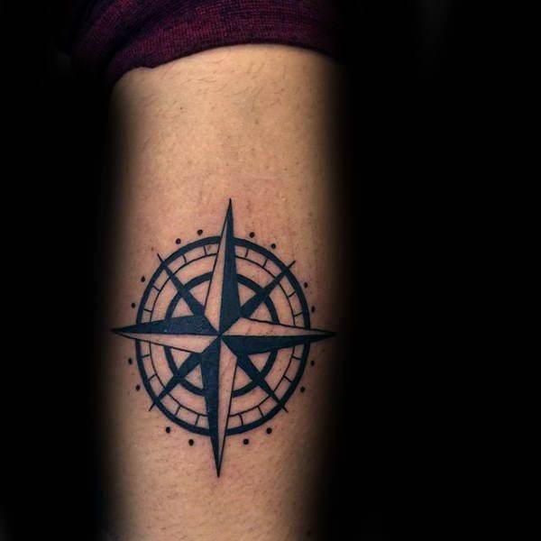 Tatuaje Simples Para Hombres
