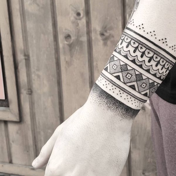 Tatuajes De Muñeca Para Mujeres Pulsera Para Niñas Tatuajeclubcom