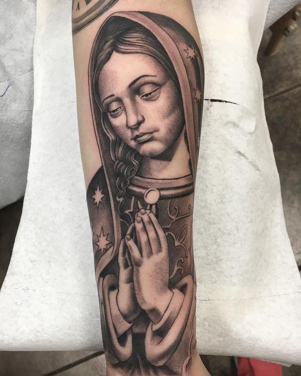 Mejores Ideas De Tatuaje De Manos Rezando Tatuajeclubcom