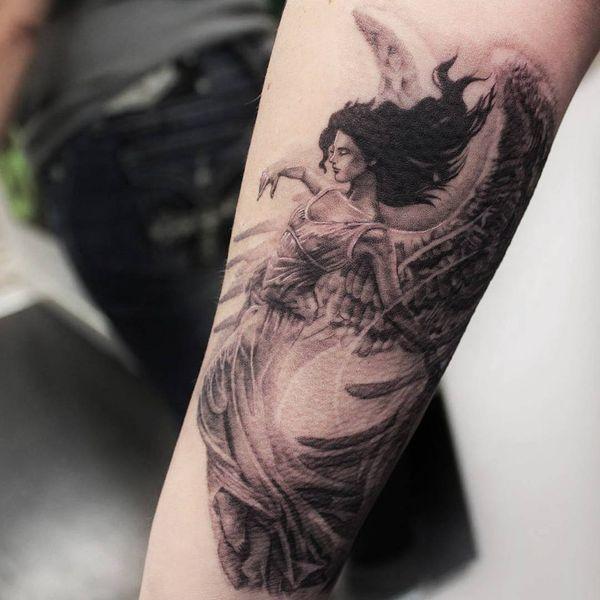 Virgo Tattoos La Mejor Lista De Diseños Tatuajeclubcom