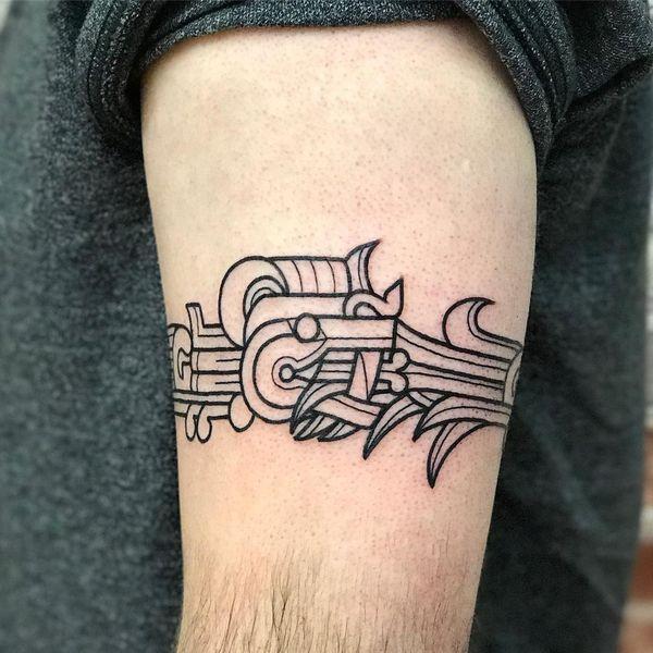 Tatuajes Aztecas Pequenos