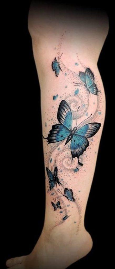 Tatuajes De Mariposas 3d Para El Sexo Justo Tatuajeclubcom