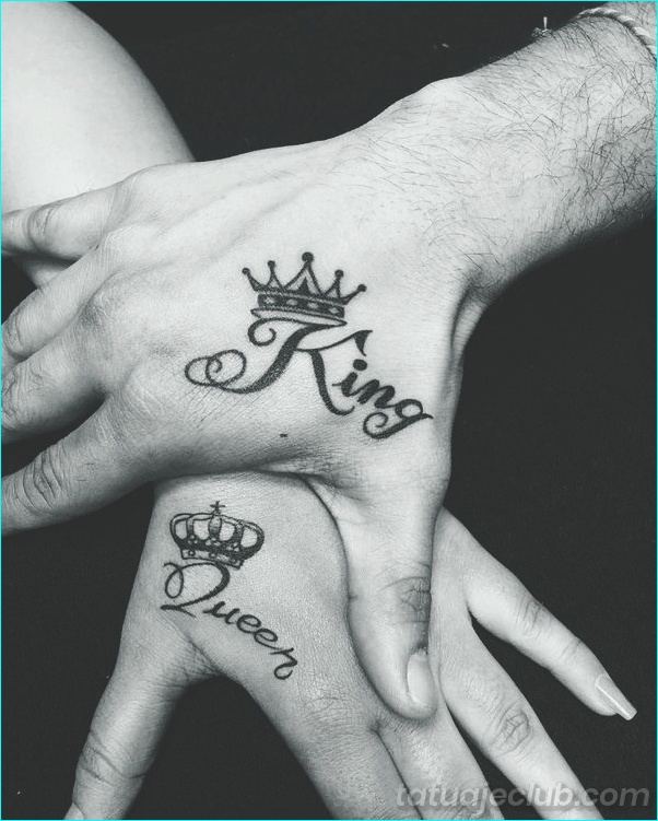 35 Lindos Tatuajes Para Parejas De Los Suyos Tatuajeclubcom