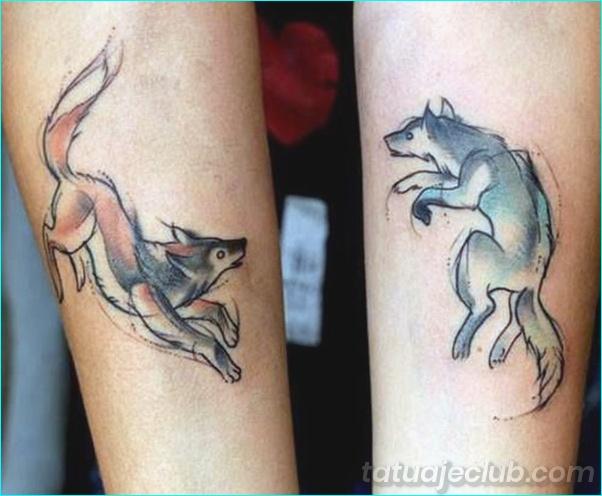 45 Tatuajes Llenos De Sentimientos De Hermanos Y Hermanas Que Te
