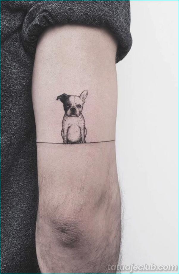 40 Diseños De Tatuajes Pequeños Para Hombres Con Significados