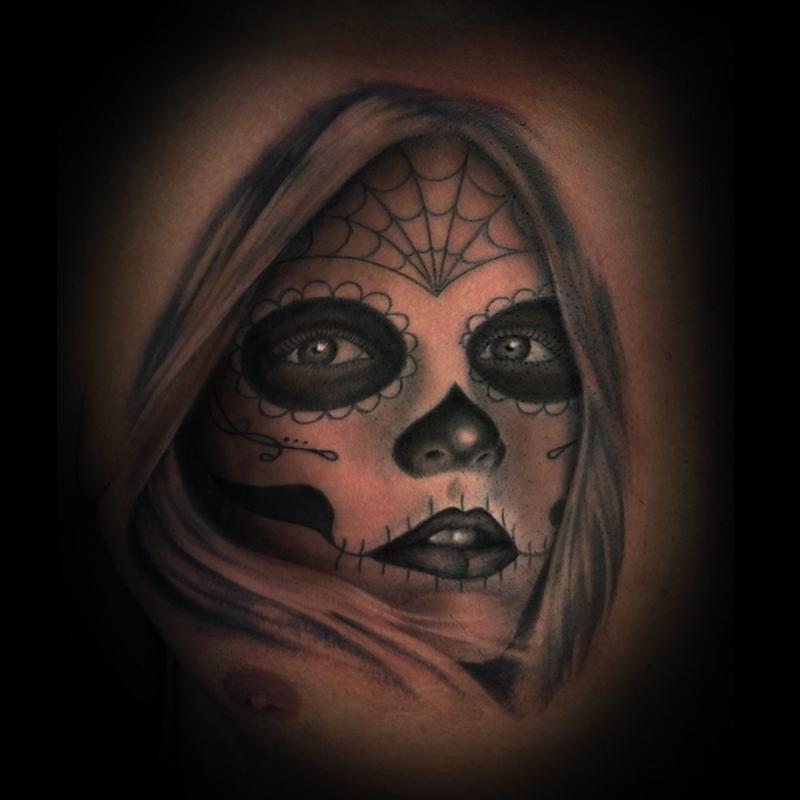 Pro Arts Tattoo Studio In Barcelona Professional Tattooists