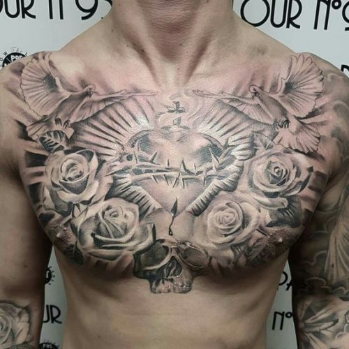 50 Tatuajes Con Cruces Tattoo Arte