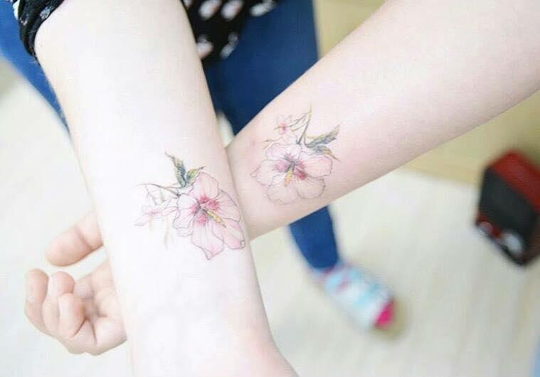 Ideas De Tatuajes Para Mejores Amigas Tattoo Arte