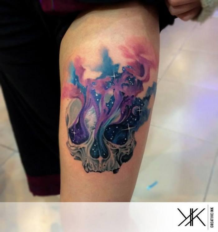Tatuajes con Calaveras o Cráneos