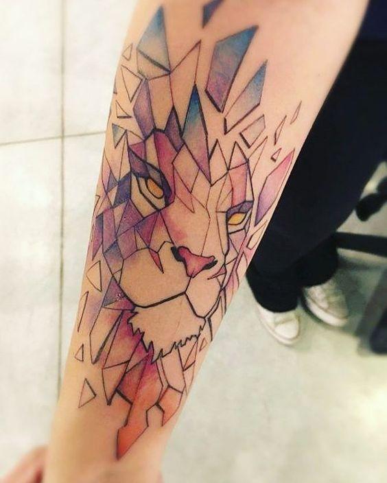 En esta galeria podras disfrutar de estupendos tatuajes con las  combinaciones ya mencionadas pero utilizando imágenes de algunos animales,  objetos variados