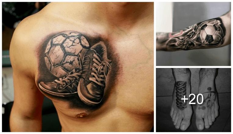 Tatuajes Para Hombres Futbol Gastatuajes