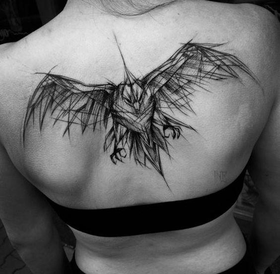 Ideas de Tatuajes para la Espalda
