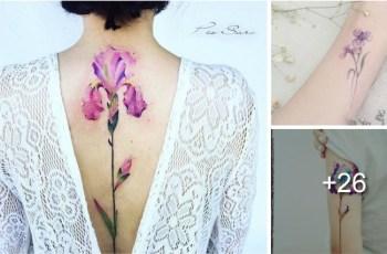 Tatuajes de Iris
