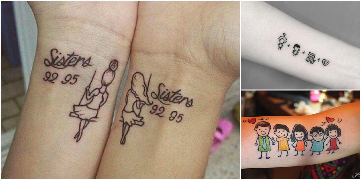 Tatuajes De Familia Para Mujer Guatelinda