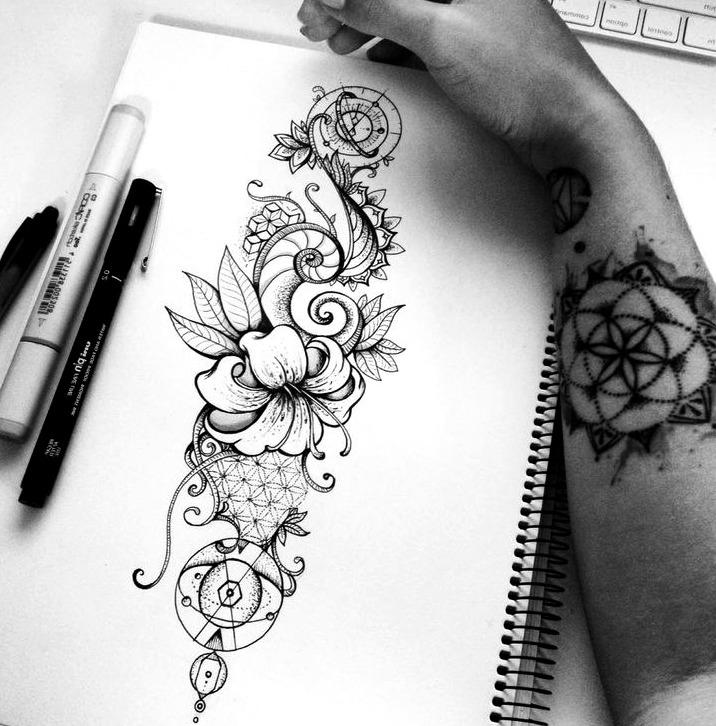 36 Ideas De Bocetos De Tatuajes De Hombremujer Significado