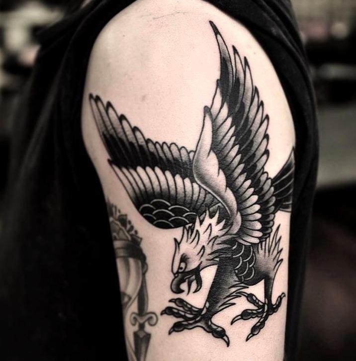 36 Ideas De Tatuajes Old School De Hombremujer Significado