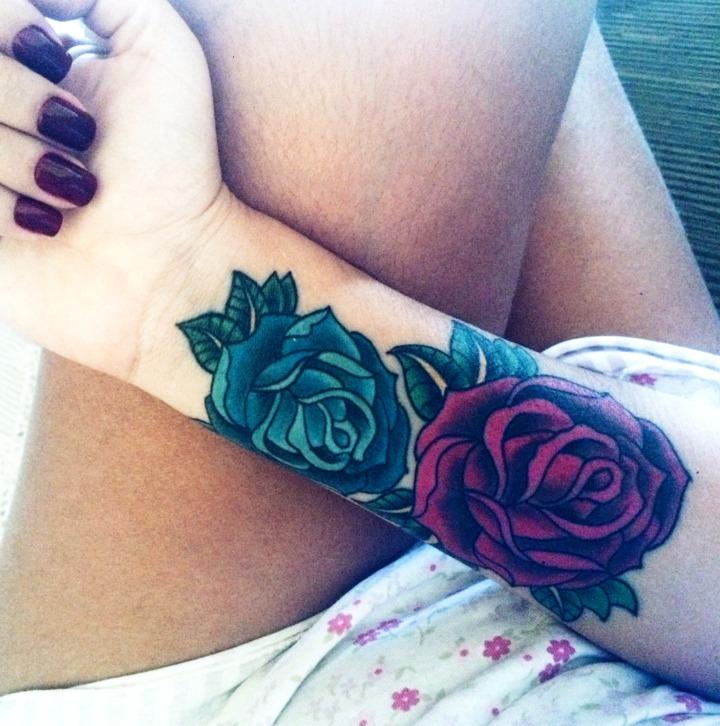 30 Ideas De Tatuajes De Rosas De Hombremujer Fotossignificado