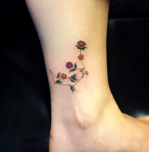 24 Ideas De Tatuajes Bonitos De Hombremujer Fotossignificado