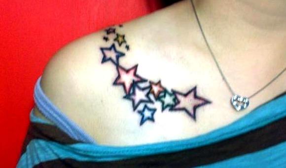Las 33 Mejores Ideas De Tatuajes De Estrellas Hombremujer
