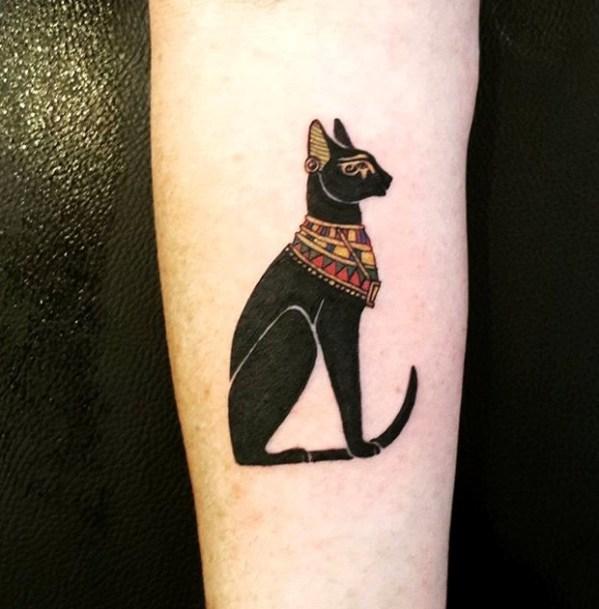 20 Tattoos De Gatos Egipcios Significado Ideas And Designs