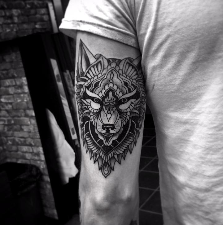 21 Ideas De Tatuajes De Lobos De Hombremujer Fotossignificado