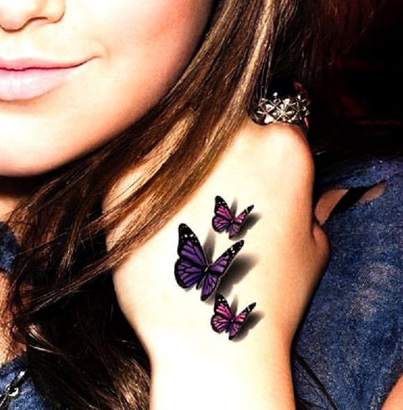 Las 30 Mejores Ideas De Tatuajes De Mariposas Hombremujer