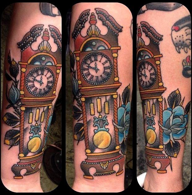21 Ideas De Tatuajes De Relojes De Hombremujer Significado