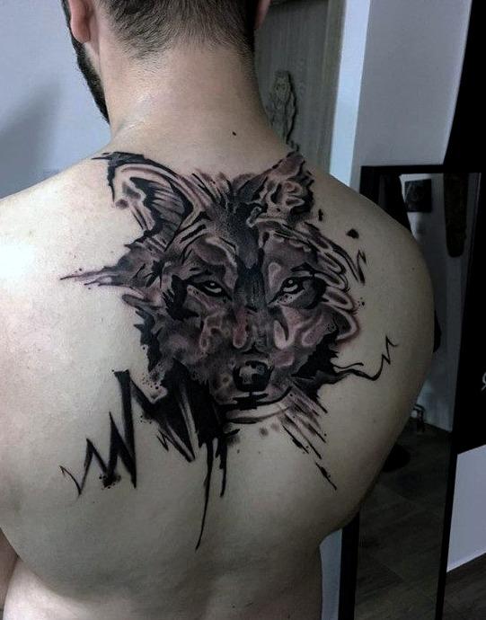 Las 42 Mejores Ideas De Tatuajes En La Espalda Hombremujer