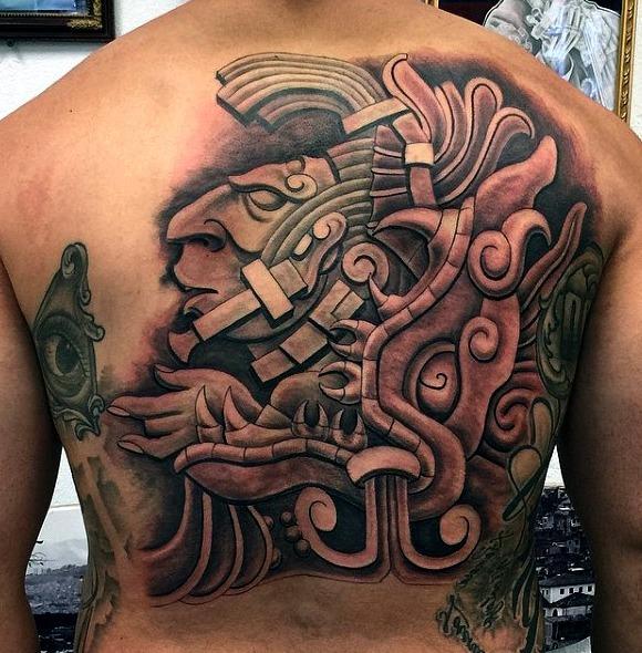 20 Tattoos De Mayas Para El Brazo Ideas And Designs