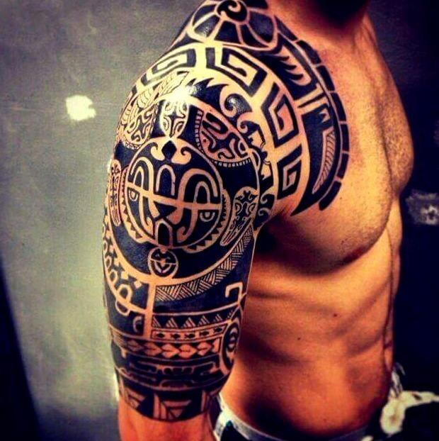 35 Ideas De Tatuajes Tribales De Hombremujer Fotossignificado
