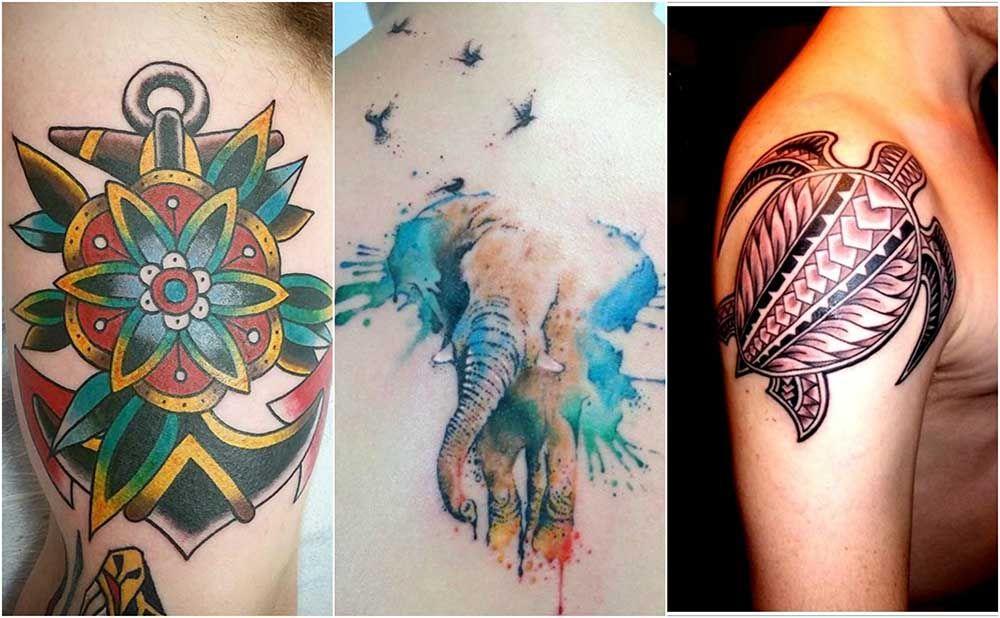 1001 Mejores Tatuajes Con Gran Significadotop 2019