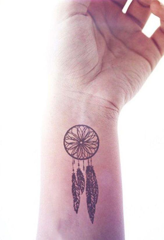 Tatuajes Pequeños Para Hombres En El Brazo Muñeca Y Dedos