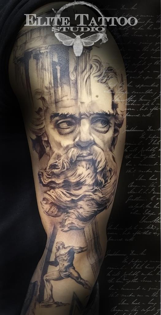 Tatuajes Zeus