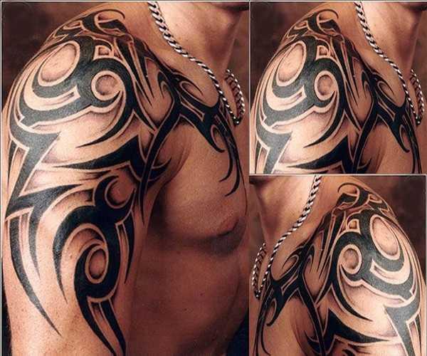 Tatuajes Para Hombres Brazo Tribales Tatuajesparacom